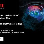 Unlock the full potential of your connected fleet with Vehicle Health Management Solution. Uptime and safety at all time! Join us at CES, JAN 8-11, 2019, Tech West at the @VenetianVegas https://t.co/x09MqJK5RT @CES  @CTATech #CES2019 #GarrettCES2019 #ConnectedVehicle