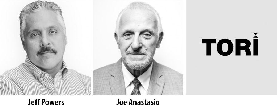 Jeff Powers and Joe Anastasio join TORI's NYC office » https://t.co/AfD3hAawxF  @TORIGlobal https://t.co/7w6axPgMxI