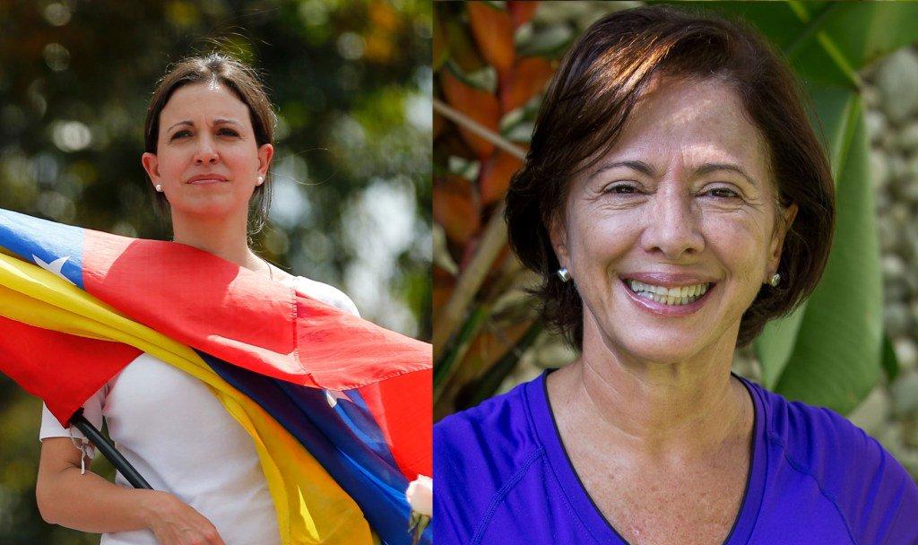 María Corina Machado y Valentina Quintero entre las 100 mujeres más influyentes del mundo, según laBBC https://t.co/ZazrnOocy9