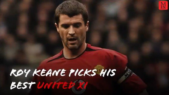 Ryan Giggs ❌ Paul Scholes ❌ Gary Neville ❌ Roy Keane excluded some big names when he picked his best Manchester United eleven 😲