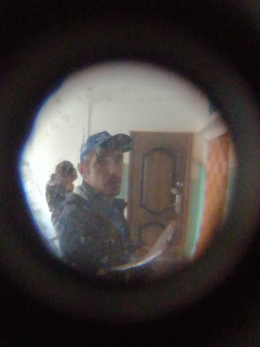 фотографии спецназа через дверной глазок юбилея, который пригожин