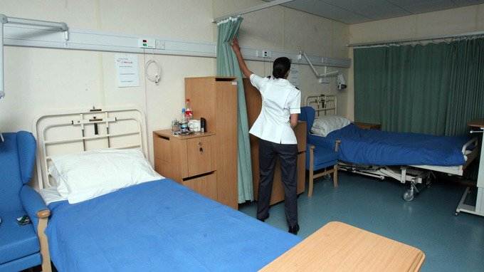Patients asking for early discharge to escape noisy hospital wards https://t.co/BeBAyvDZlv