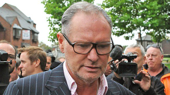 Paul Gascoigne charged with sexual assault during train journey https://t.co/0YTGPAIJKQ
