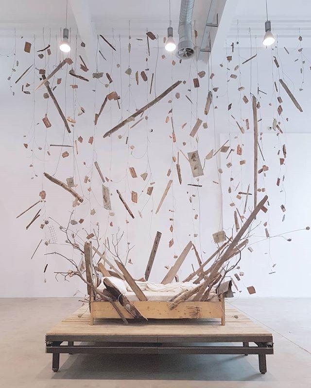 #PetritHalilaj #Shkrepëtima @fondazionemerz #Turin #installation #ContemporaryArt https://t.co/zp3s1hBzWN