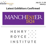 Image for the Tweet beginning: Welcome to our latest exhibitors!