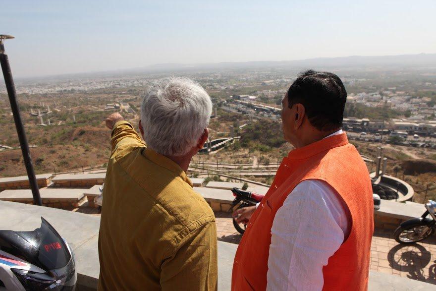 PM Modi to dedicate first phase of Smriti Van Kutch Earthquake Memorial at  Bhujiyo hill in Bhuj in January 2019: Rupani   DeshGujarat