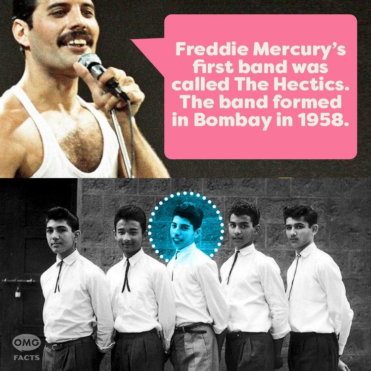 Mercury had a four-octave vocal range.
