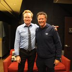 Image for the Tweet beginning: Will Ferrell sat down for