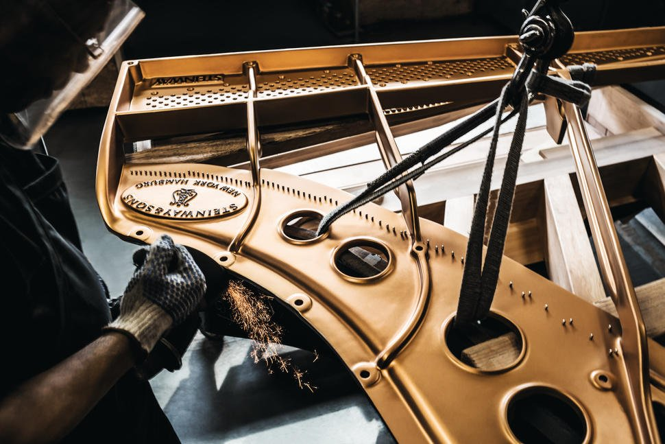 Reloaded twaddle – RT @SteinwayAndSons: Looking for a job? Steinway offers exceptional positions in...