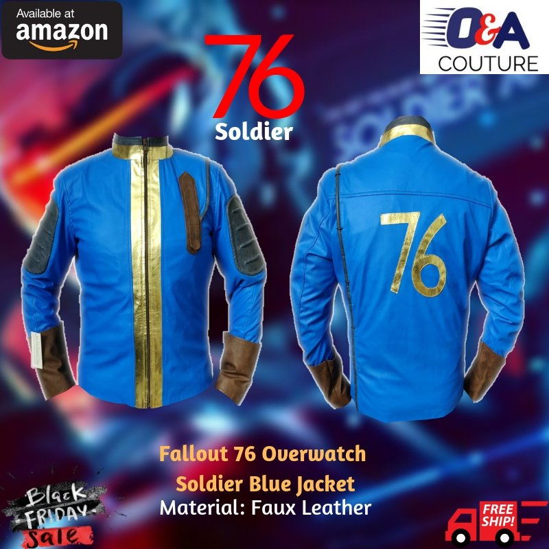 76soldierjacket hashtag on Twitter