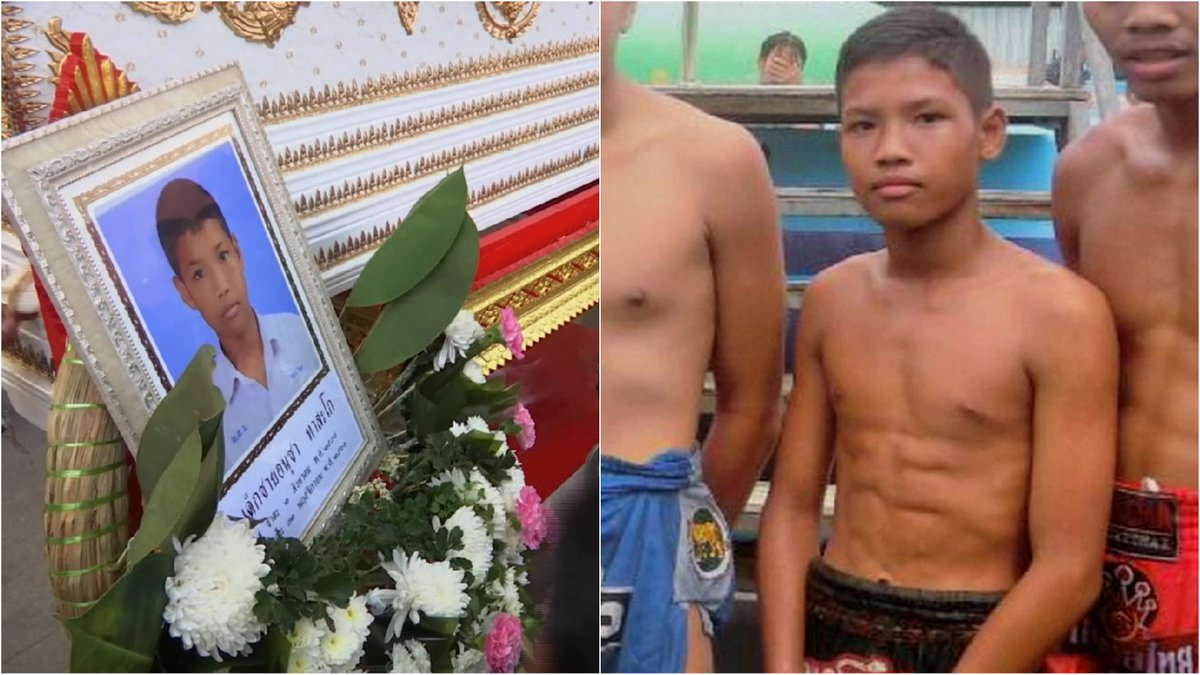 Child boxing debate reignites in Thailand after death of 13-year-old https://t.co/yWj1rO4trp