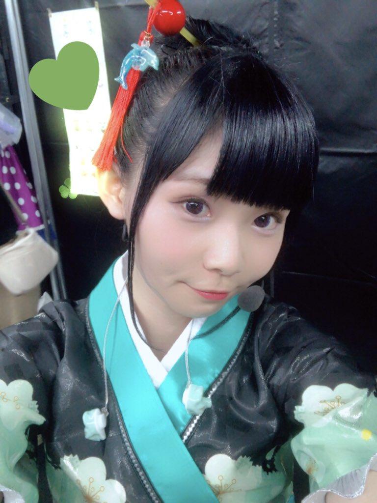 4th LoveLive!の想い出たち。まずは初披露のMY舞衣装❁?の簪だよ〜(*´ー`*)