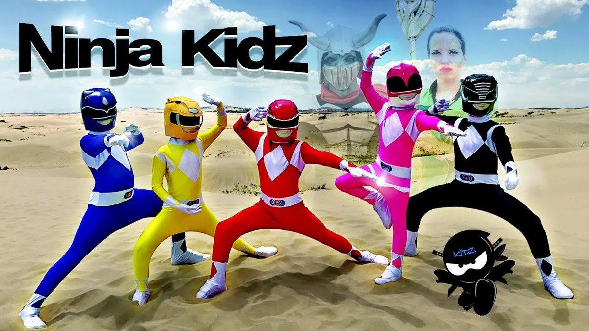 Ninja Kidz TV  (2018)