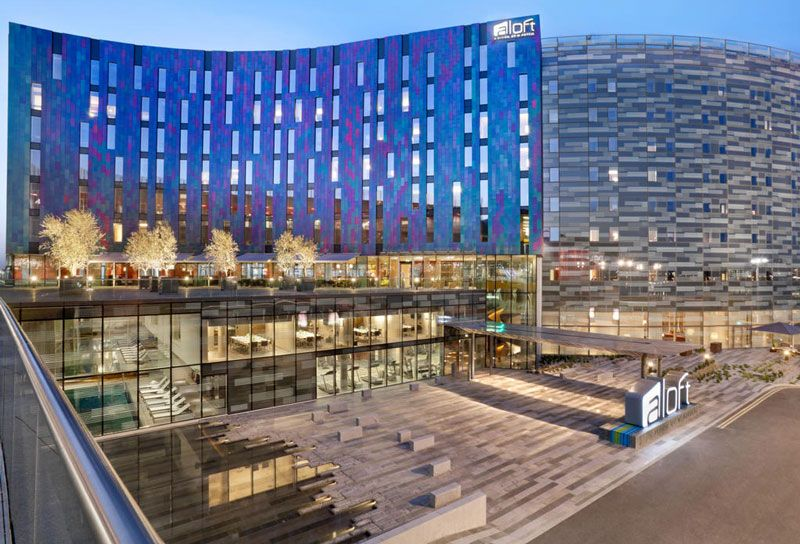 Make a killer impression on your trip to #IFSEC 2019 with single rooms at the #Aloft #London Excel available at 323.00 €. #hotels #travel #AloftLondonExcel #IFSEC2019 #security #consultant #IFSEC19 #Safety #Defense #events #business #businesstravel buff.ly/2KfsZfY