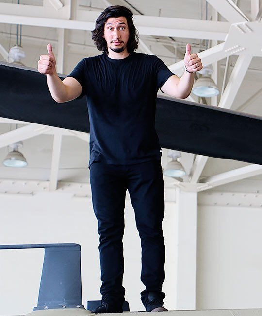 Happy Birthday to Adam Driver! The man that has ruined all other men for me!