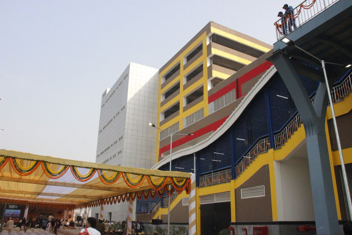 Ballabgarh metro station