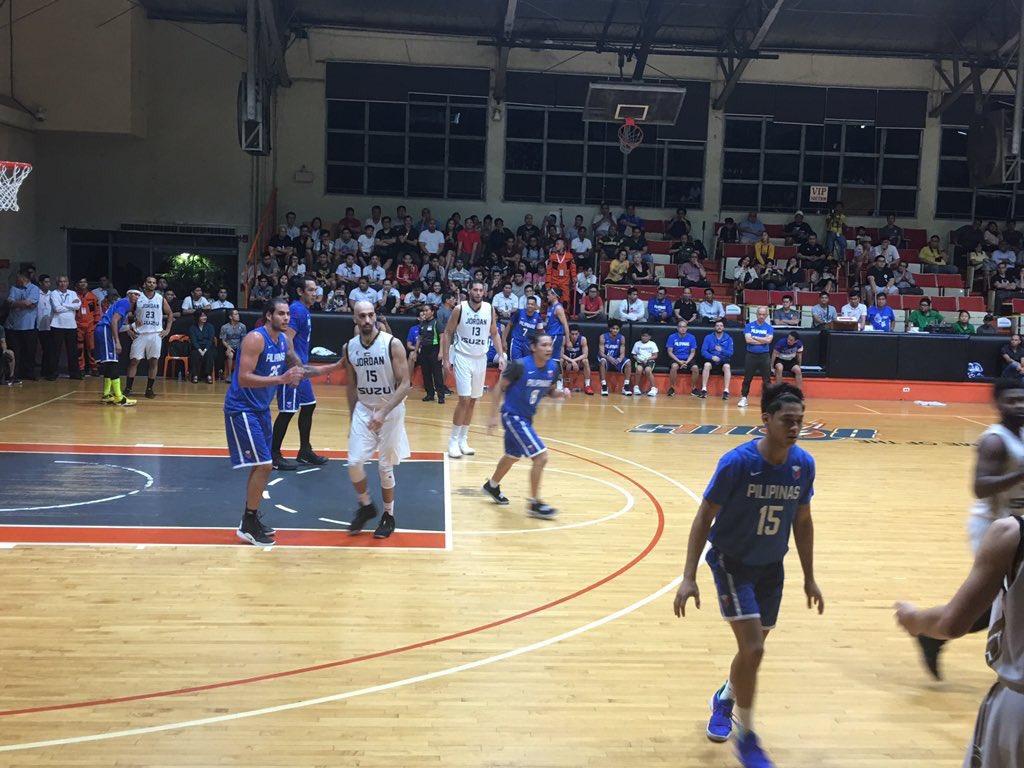 RT @jbf_jo: Friendly Match - Philippines Camp #Jordan 🇯🇴 98 X #Philippines 🇵🇭 92 #FIBAWC https://t.co/i4VdJ1He3v