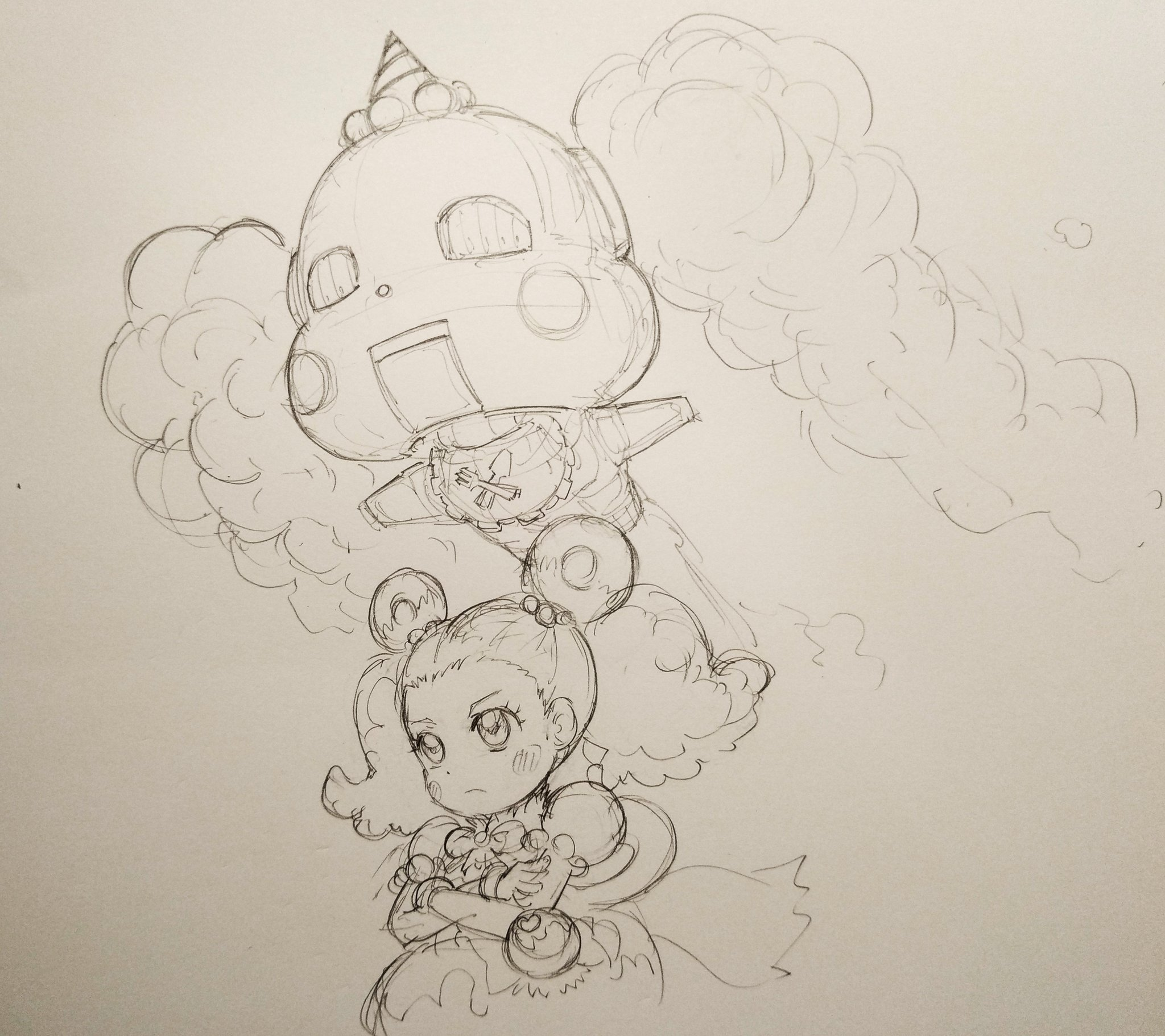 AI♪プリキュアタイプ (@ai00111458)さんのイラスト
