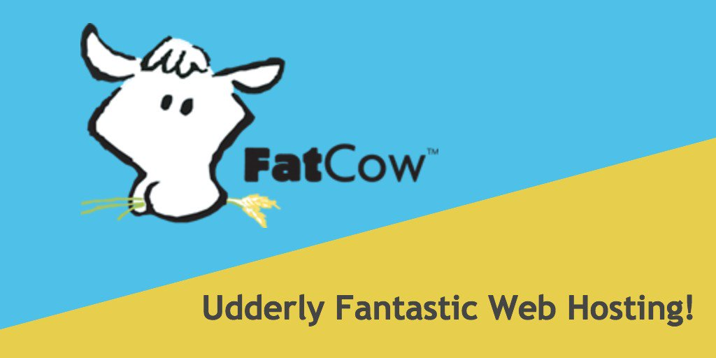 FatCow Web Hosting (@FatCow) | Twitter