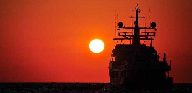 ФСБ задержала катер с украинскими рыбаками в Азовском море Фото