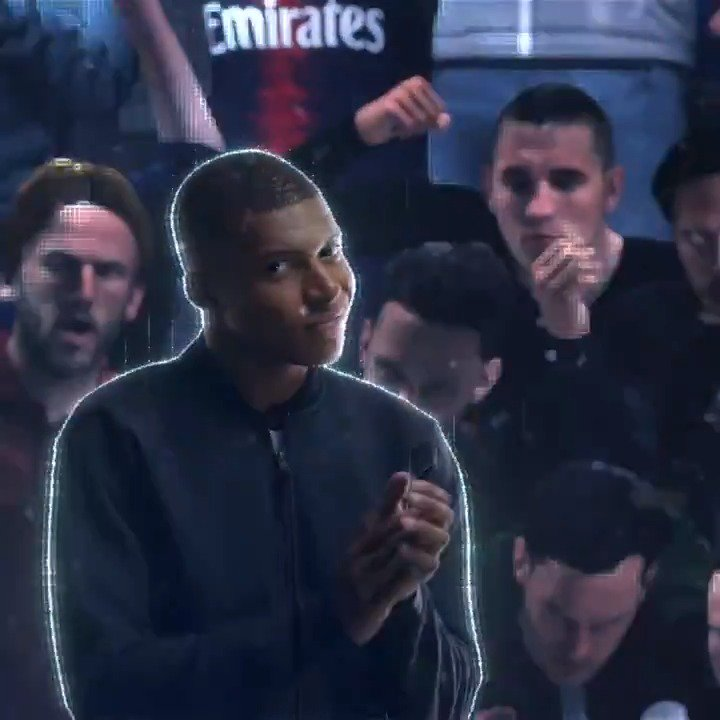 Champions Rise this holiday https://t.co/IxOMFXXMDd @neymarjr @KMbappe #FIFA19 https://t.co/rpww7hQk0U