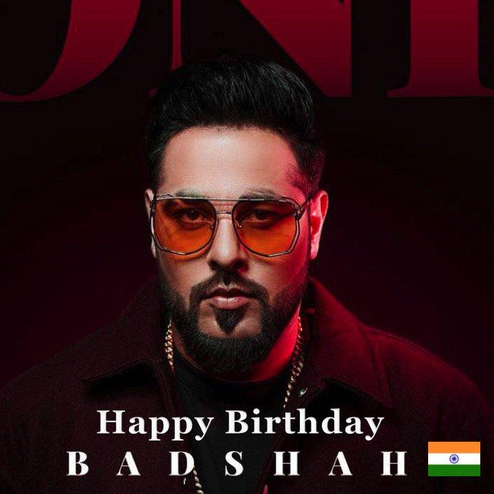 Happy 33rd Birthday to the Indian multitalented Superstar #Badshah! #HappyBirthdayBadshah! @Its_Badshah 💖🇮🇳🎶🎤🎂🎉🎁🎈😍🌟🎇   https://t.co/jITmBRE7Jp