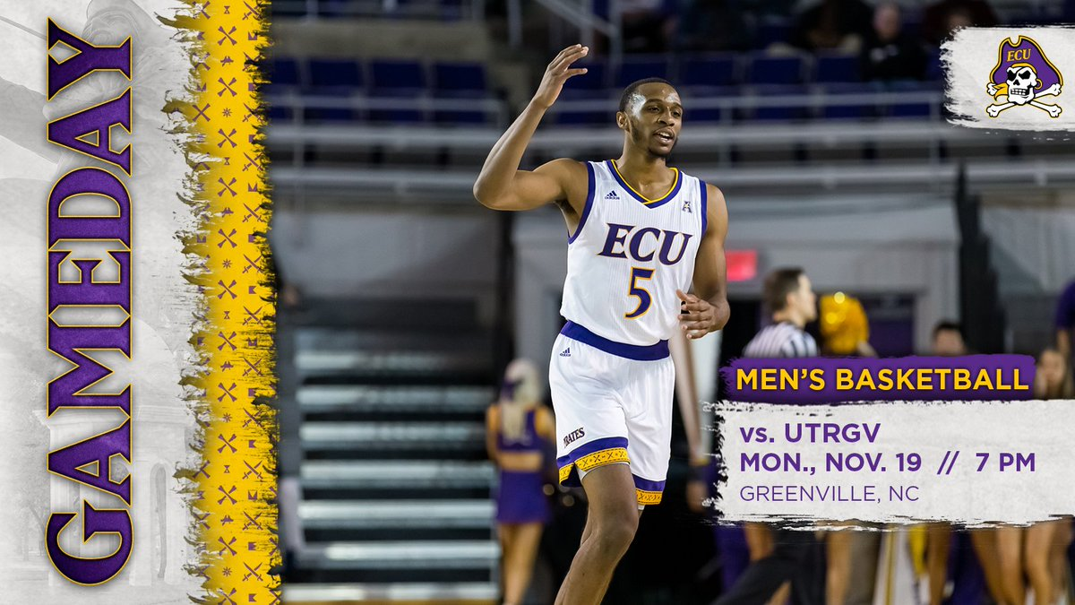"ecu men's basketball on twitter: ""we are back home for a match-up"