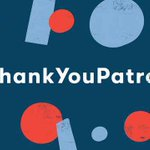 #thankyoupatrons Twitter Photo