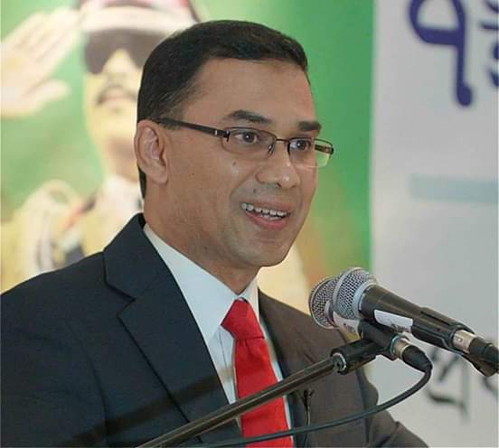 Happy birthday to Tarique Rahman,the leader of