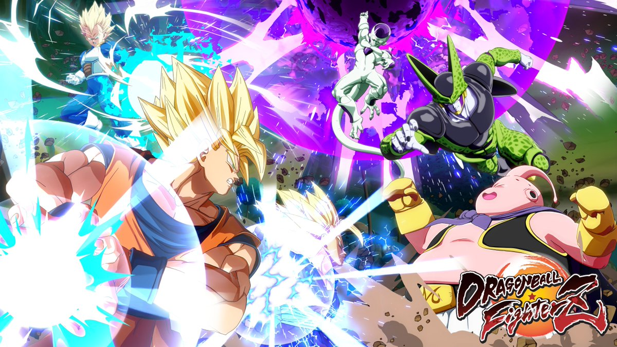 Dive into the Dragon Ball world and control your favorite characters in battle. Get #DRAGONBALLFighterZ during the PS4 #BlackFriday Sale: https://t.co/VDH5CcdPOK  Sale Ends 8AM PT on 11/27.