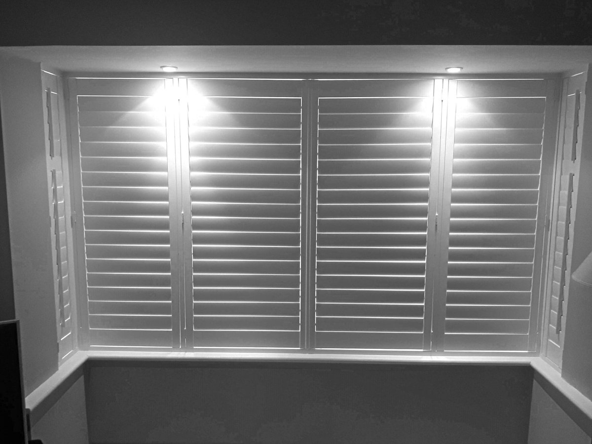 Signature Blinds On Twitter Shutters On Bay Windows We