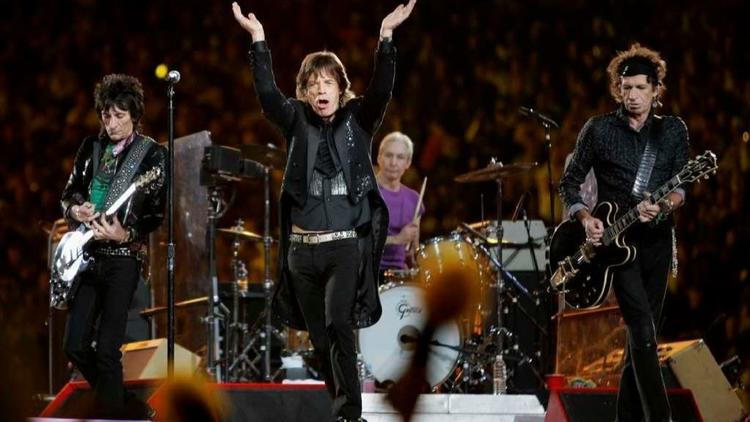 The Rolling Stones are re-fueling their tour machine for a series of U.S. stadium dates next year — including a stop at Soldier Field. https://t.co/efUkkU5ibl