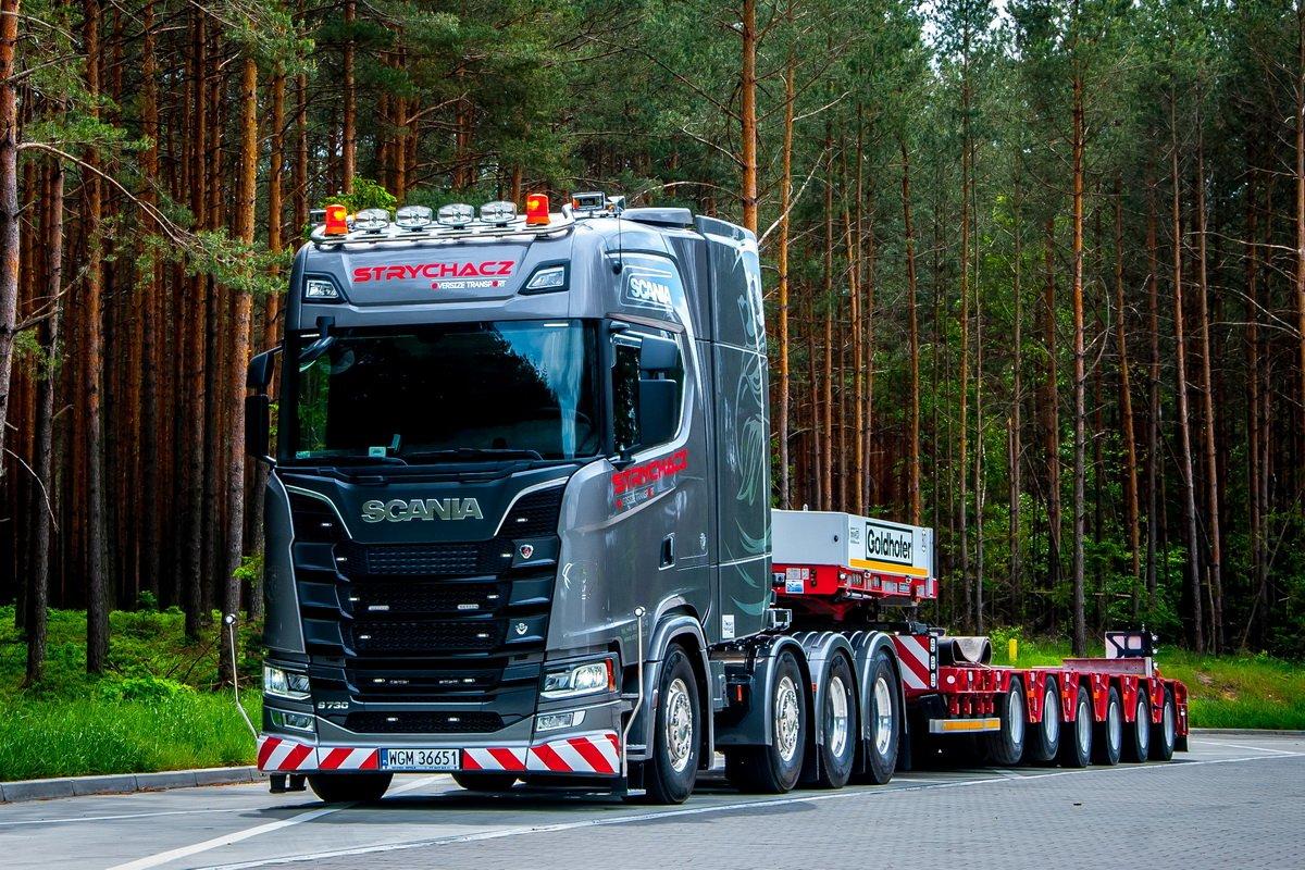 если фото новейшего грузовик тягач один