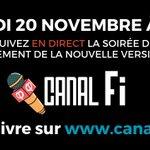 #CanalFi Twitter Photo