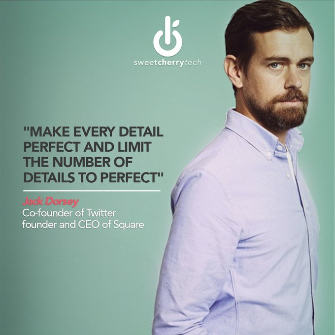 Happy Birthday to the founder of message Jack Dorsey
