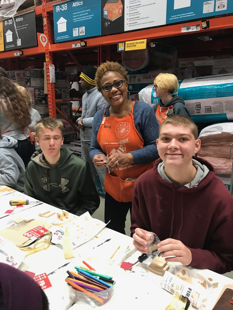 Onboces On Twitter A Big Thanks To Lockport S Home Depot For