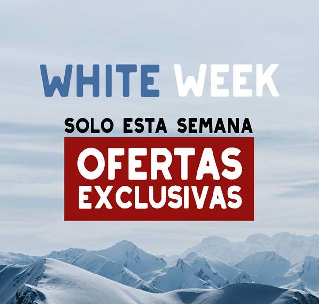 ⚫⚪ | ¿Black Friday? En Esquiades preferimos la White Week ❄👉 https://t.co/IT5ZY72OKm  Os hemos preparado ofertas de esquí especiales y a muy buen precio. Solo disponibles desde hoy hasta el próximo lunes 26. Podéis verlas aquí: https://t.co/IT5ZY72OKm