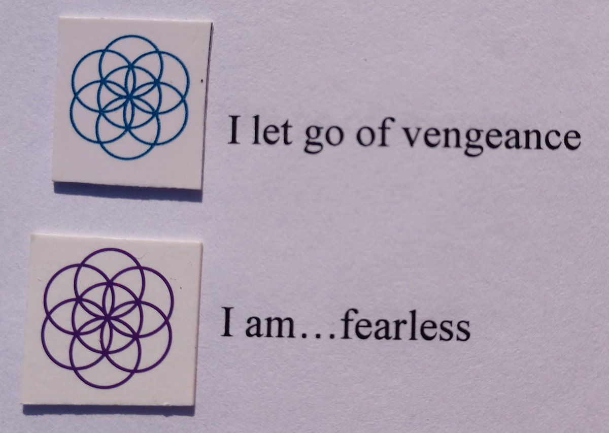 test Twitter Media - Today's Positive Thoughts: I let go of vengeance and I am...fearless. #affirmation https://t.co/hnwYW8CzgG