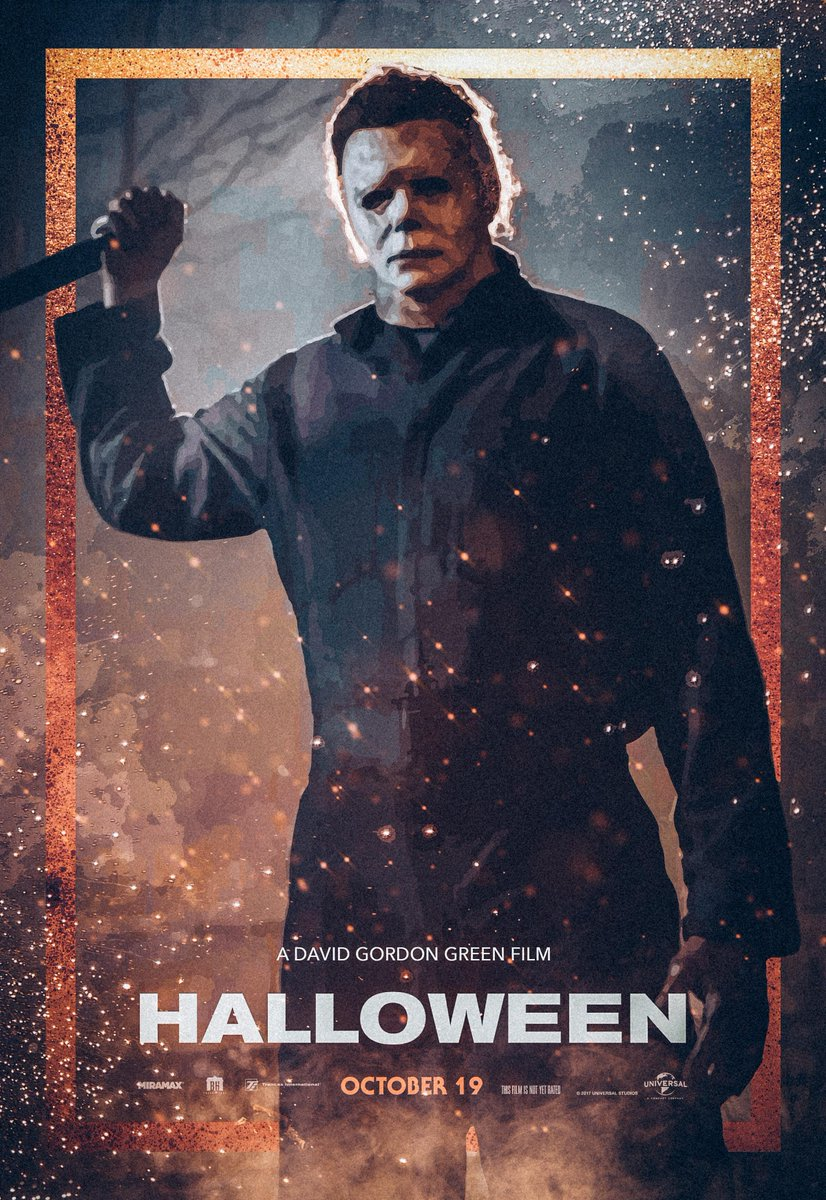 Halloween 2018 Fan Poster.Instabamm On Twitter Halloween 2018 Movie Poster 3rd