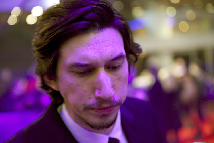 Happy Birthday to Adam Driver.  Sir, I would die for you