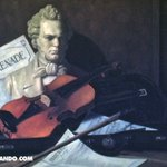 Franz Schubert Twitter Photo