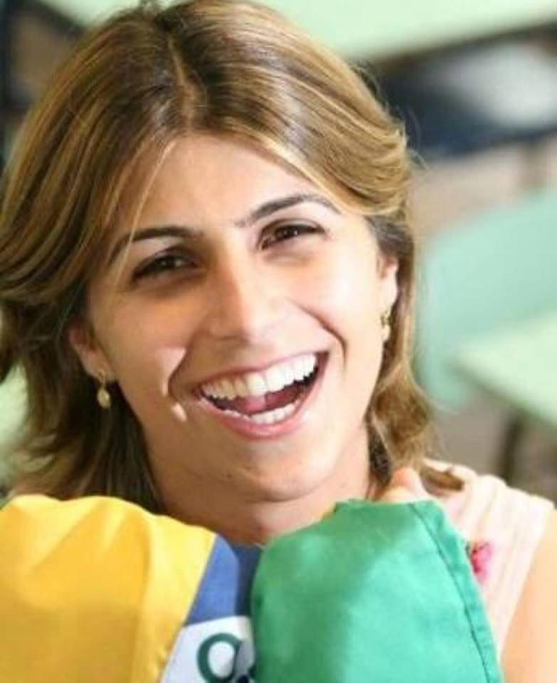 Manuela's photo on Dia da Bandeira