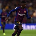 Ousmane Dembélé Twitter Photo