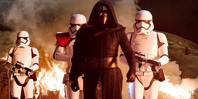 Happy birthday to the greatest villain in the history of Star Wars - Adam Driver!