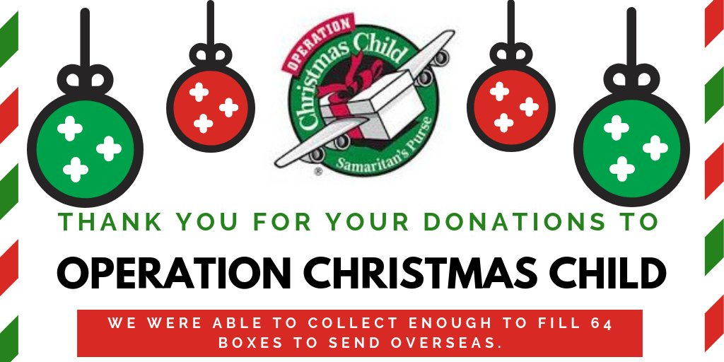 Operation Christmas Child Clip Art.Chiddix Junior High On Twitter Thank You All For Helping