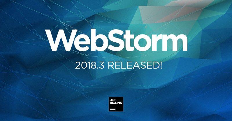 JetBrains WebStorm on Twitter: