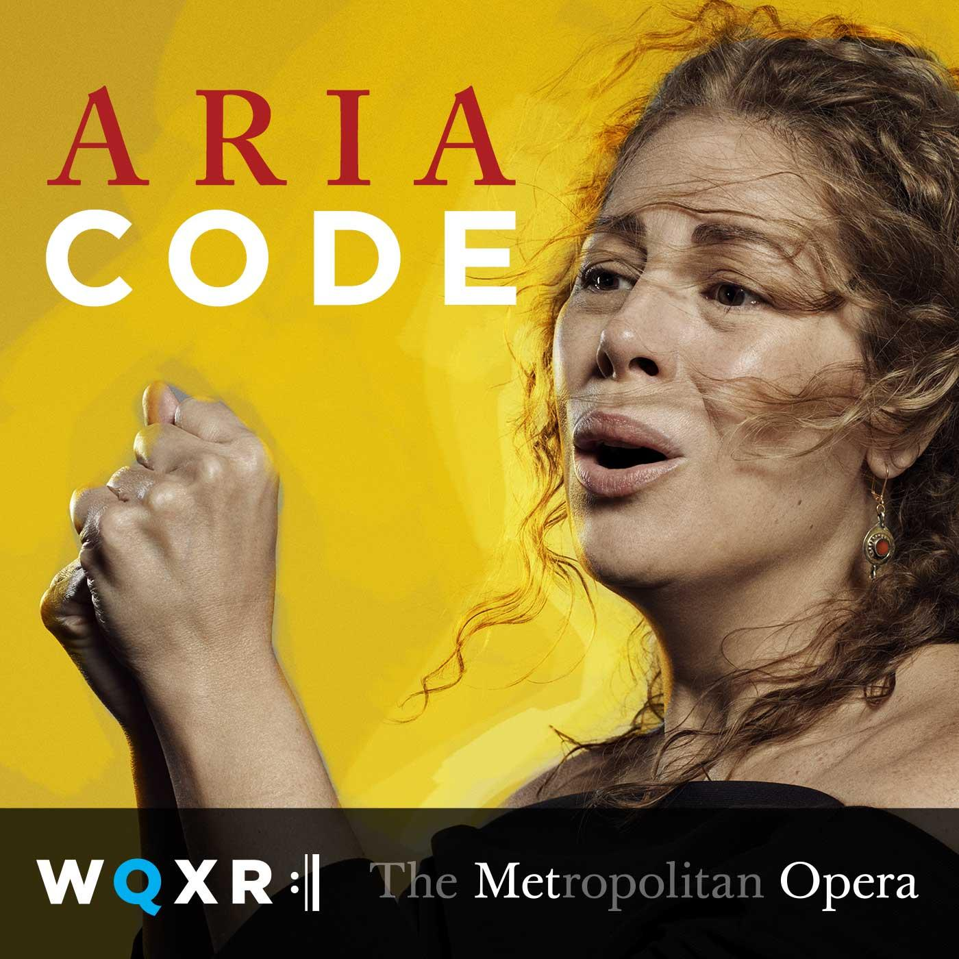 Reloaded twaddle – RT @WQXR: Your next favorite podcast is almost here!Aria Code reveals the magic...