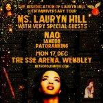 Lauryn Hill Twitter Photo