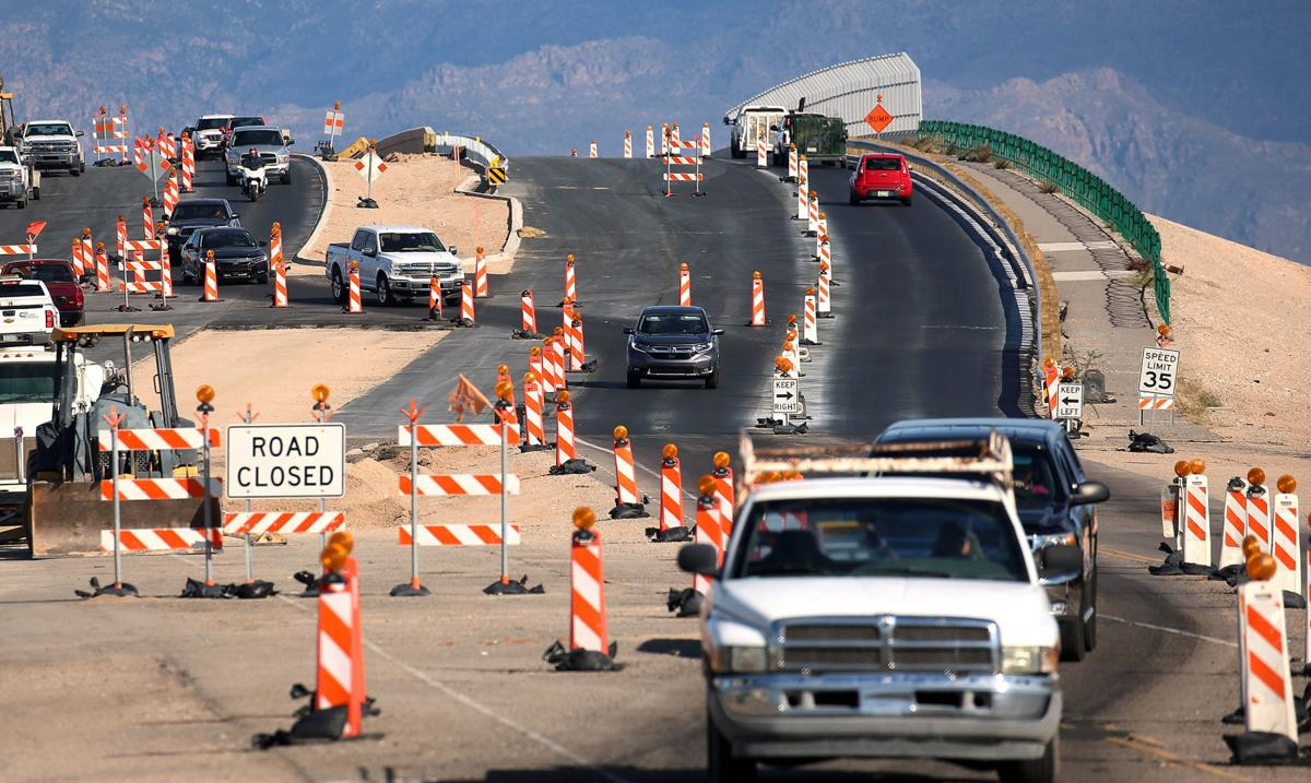 Road Runner: Twin 3-lanes bridges on Houghton Road to open in early December https://t.co/2dKryE8ecL