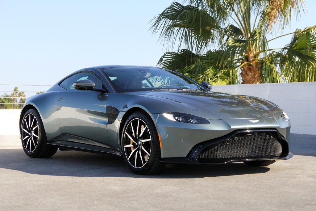 ο χρήστης Galpin Aston Martin στο Twitter Mondaymotivation Is This 2019 Astonmartin Newvantage In Stirling Green With Pure Black Interior Contrasted With Saddle Leather Details Schedule A Test Drive Today